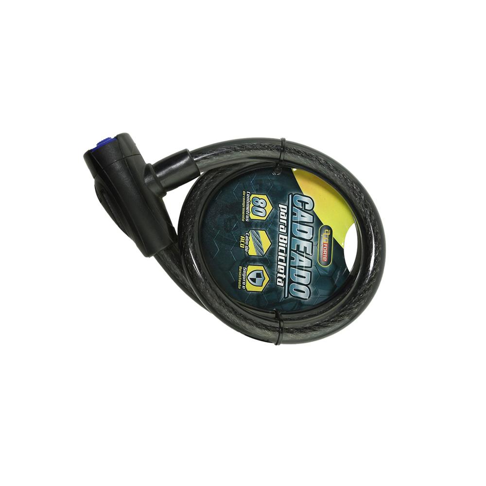 CADEADO P/ BICICLETA  18x100CM - CM40